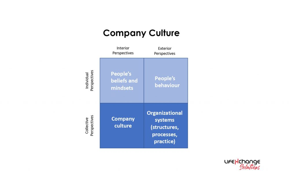 understand, company, culture, business, organizational, corporate, workplace, masq, quadrants, examples, definition, importance, what is, describe, examples, what words, negative, positive, adjectives, personality, values, how would you describe the company's culture, new, way, understand, complex, made, simple, multi, agent, systems, based on, quadrants, ken wilber